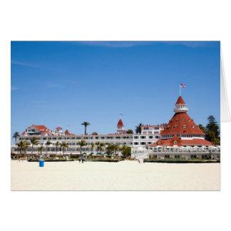 Hotel del Coronado9 Carte