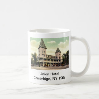 Hôtel des syndicats, Cambridge, tasse de NY 1907