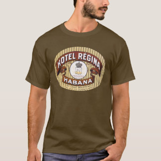 Hôtel Regina Habana Cuba T-shirt