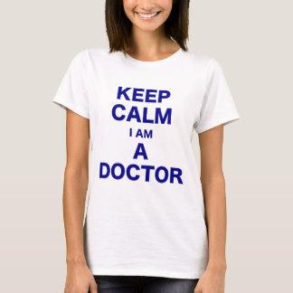 Houd Kalm ik ben een Arts T Shirt