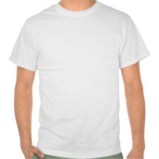 Houd rust door zich op op Boogschieten te T Shirt