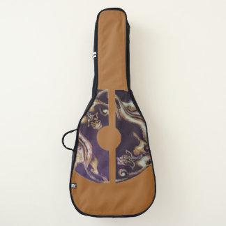 Housse De Guitare Caisse chinoise de guitare de chats