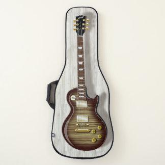 Housse De Guitare Caisse de guitare électrique avec la poignée