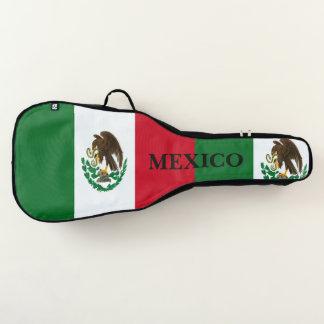 Housse De Guitare Drapeau du Mexique