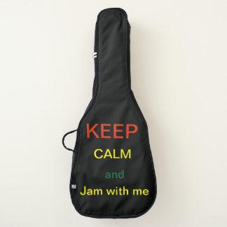 Housse De Guitare Grande manière de mettre une partie