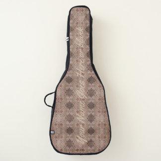 Housse De Guitare HAMbWG - caisses de guitare - Persan mauve