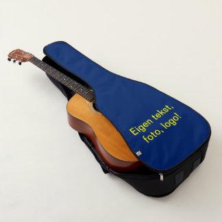 Housse De Guitare TAS uni Blauw de Gitaar
