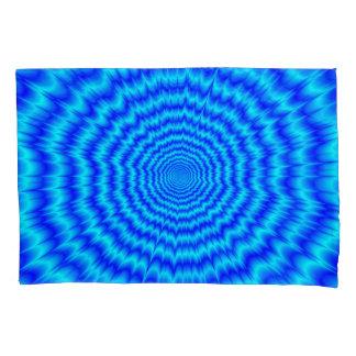 Housse D'oreillers Bleus de Big Bang