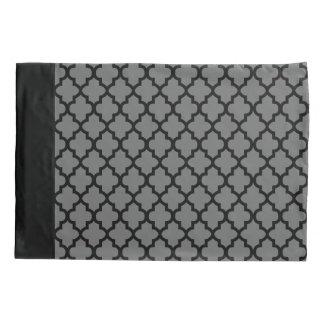 Housse D'oreillers Couleur noire du motif | do-it-yourself de