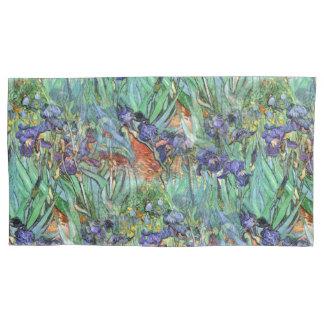 Housse D'oreillers Vincent van Gogh 1889 iris