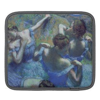 Housse iPad Danseurs de bleu d'Edgar Degas |, c.1899