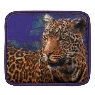 Housse iPad Douille d'iPad de beaux-arts de faune de grand