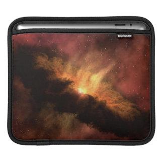 Housse iPad Douille renversante d'iPad dans la conception
