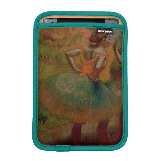 Housse iPad Mini Danseurs d'Edgar Degas | utilisant des jupes de