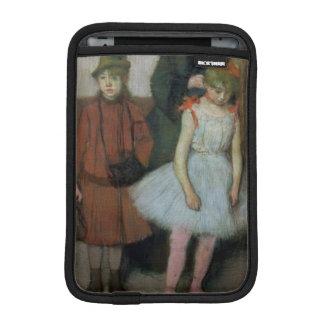 Housse iPad Mini Femme d'Edgar Degas | avec deux petites filles