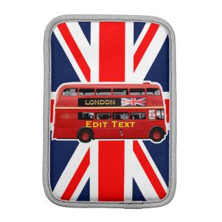 Housse iPad Mini L'autobus de rouge de Londres