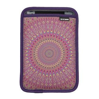 Housse iPad Mini Mandala hippie de grille