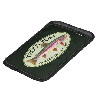 Housse iPad Mini Pêche humoristique de bon à rien de truite