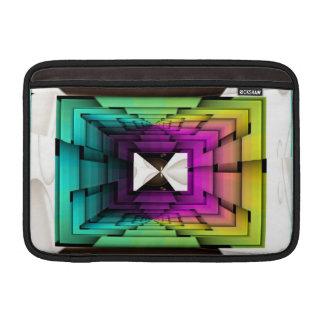 Housse Macbook Air Couleurs optiques