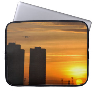 HOUSSE PC PORTABLE BRITISH SUNSET HOUSSE ORDINATEUR
