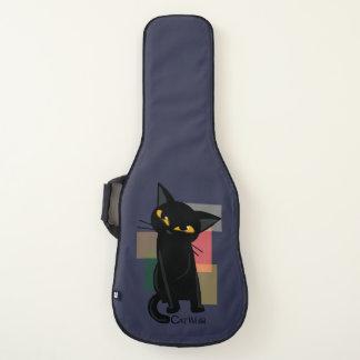 Housse Pour Guitare Beau beau minou