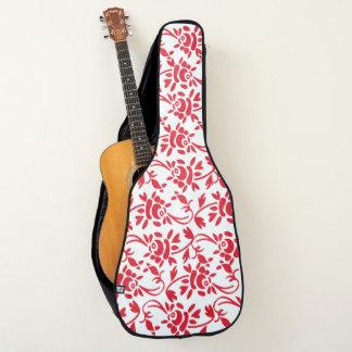 Housse Pour Guitare Beau floral européen