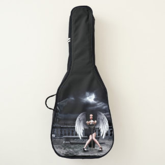 Housse Pour Guitare Caisse féerique de guitare d'imaginaire mystique