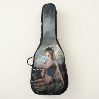 Housse Pour Guitare Caisse féerique mystique de guitare d'imaginaire