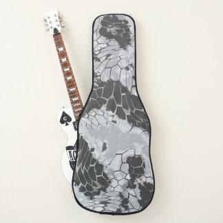 Housse Pour Guitare camouflage en pierre de dragon
