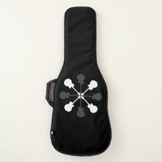 Housse Pour Guitare graphique et cool B/W