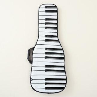 Housse Pour Guitare Guitare avec le cas de conception de piano