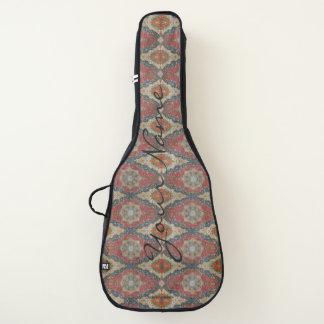 Housse Pour Guitare HAMbWG - caisses de guitare - bleu rouge persan de