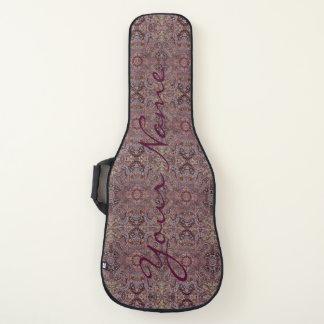 Housse Pour Guitare HAMbWG - caisses de guitare - mauve persan de