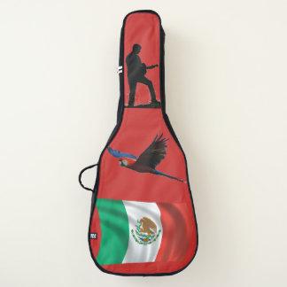 Housse Pour Guitare Le Mexique