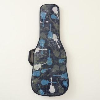 Housse Pour Guitare motif âgé par cool des électrique-guitares sur