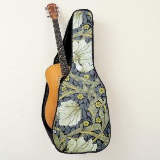Housse Pour Guitare Tulipes féeriques vertes