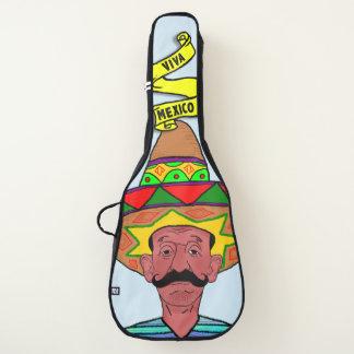 Housse Pour Guitare Vivats Mexique