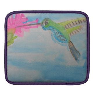 Housse Pour iPad Couverture d'Ipad de colibri