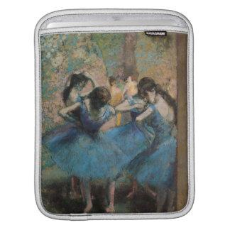 Housse Pour iPad Danseurs d'Edgar Degas | dans le bleu, 1890