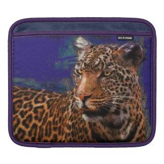 Housse Pour iPad Douille d'iPad de beaux-arts de faune de grand