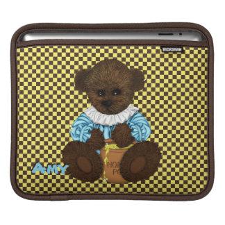 Housse Pour iPad Douille d'Ours-iPad de pot de miel, horizontale