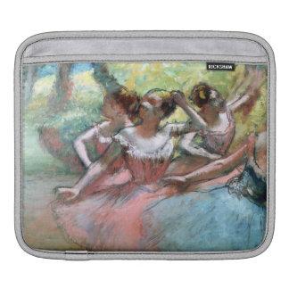 Housse Pour iPad Edgar Degas | quatre ballerines sur l'étape