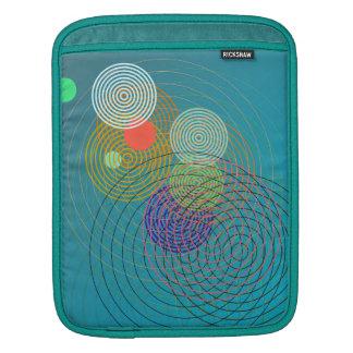 Housse Pour iPad Effet d'ondulation