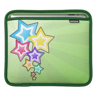 Housse Pour iPad Étoiles colorées