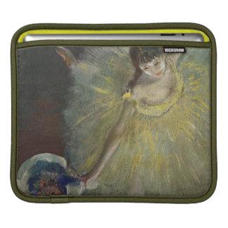Housse Pour iPad Fin d'Edgar Degas | d'un arabesque, 1877
