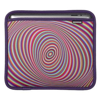Housse Pour iPad Hypnose au néon