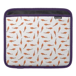Housse Pour iPad Koi pêche le motif de motif