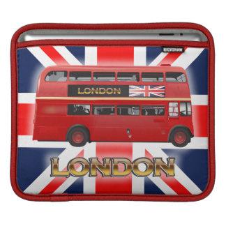 Housse Pour iPad L'autobus à impériale rouge de Londres