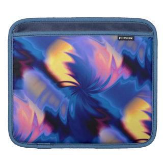 Housse Pour iPad Les lucioles exécutent le lac swan