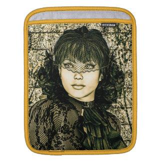 Housse Pour iPad Madame vintage